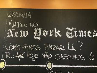 BELO HORIZONTE – Conheça o bar mineiro que foi parar no New York Times!!!