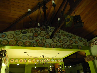 Tiradentes – Restaurante Viradas do Largo, comida mineira com requinte