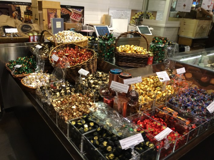 Chocolates do Eataly NYC