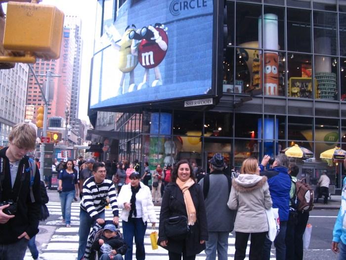 M&M Nova York