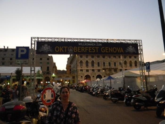 Uma tenda gigante comporta o Festival - FAAP / Blog Destinos por onde andei...
