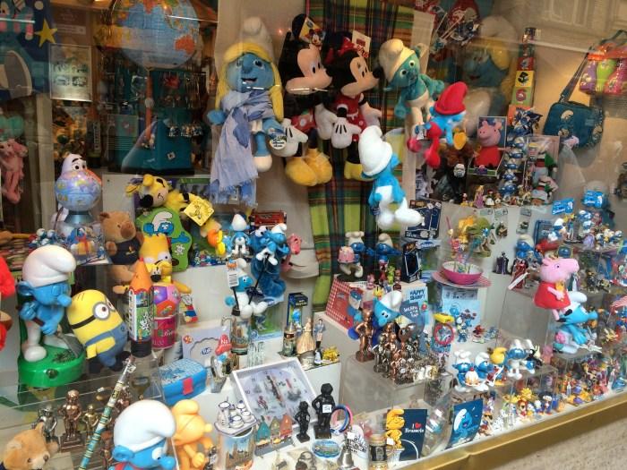 Os Smurfs estão por toda parte