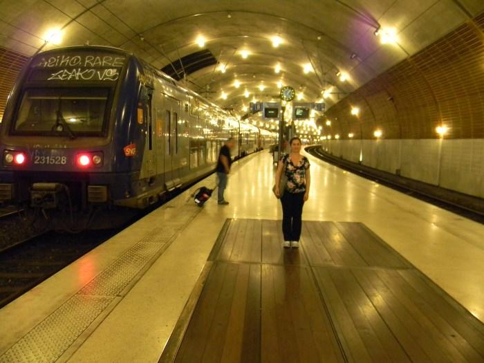 Gare de Mônaco