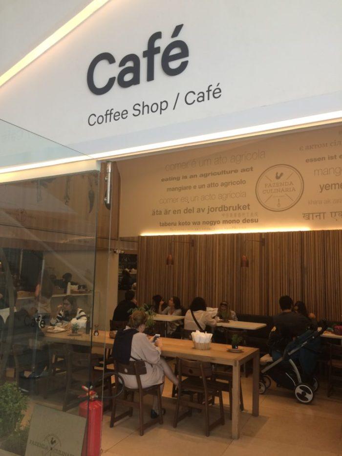 Café do Museu do Amanhã Rio