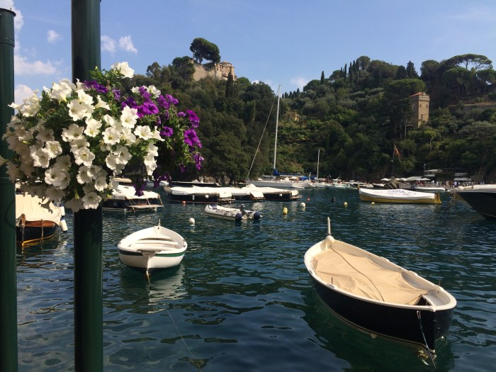 Castelo Brown, Portofino