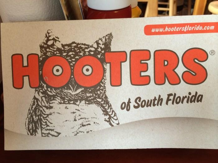 Hooters esse é o logo da marca