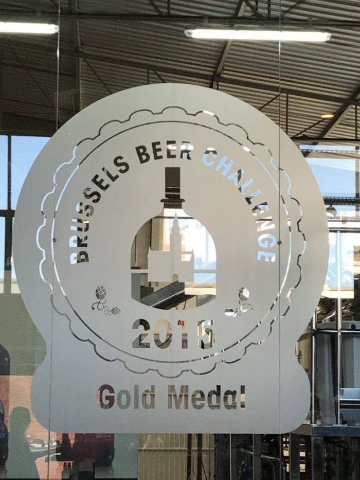 A Gold Medal para lembrar da vitória