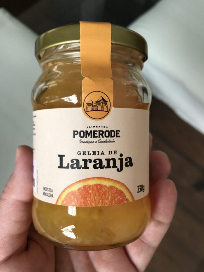 Geléia de laranja Pomerode