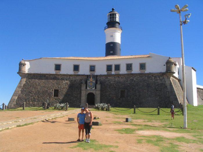 Farol da Barra, Salvador