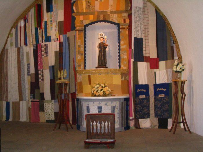 Capela do Museu Náutico da Bahia