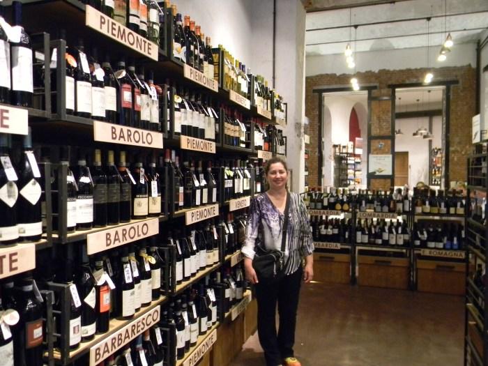 Vinhos na Itália