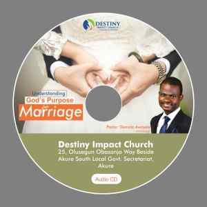 Understanding God's Purpose for Marriage