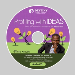 Profiting with Ideas