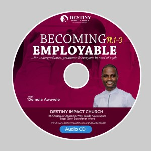 Becoming Employable (Part 1-3)