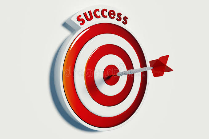LET GOD DEFINE SUCCESS FOR YOU