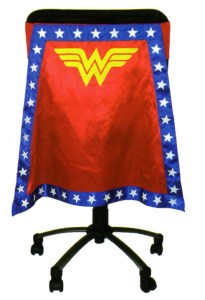 Wonder Women Chair Cape