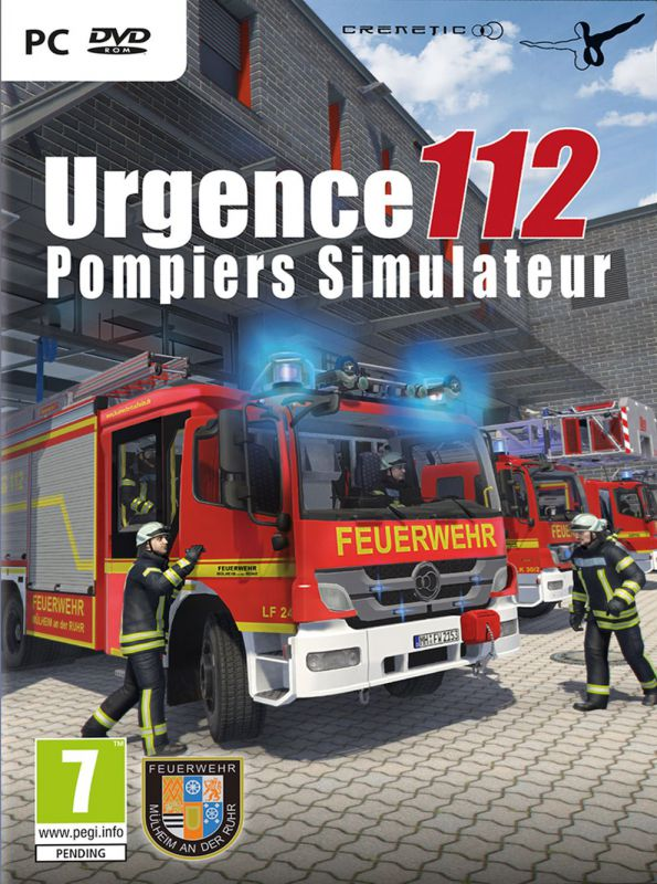Jeu Pc Urgence 112 Pompiers Simulateur Jeux Video