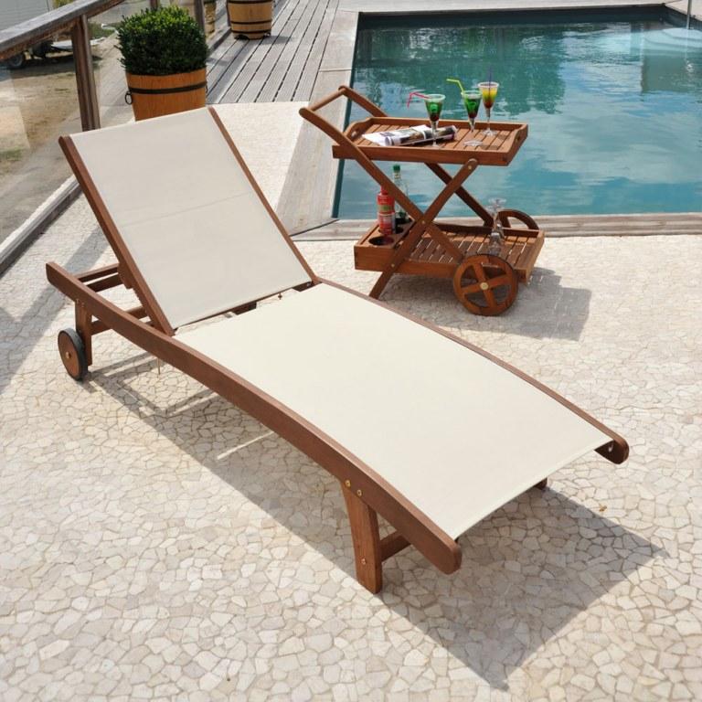 destockage bains de soleil bois et