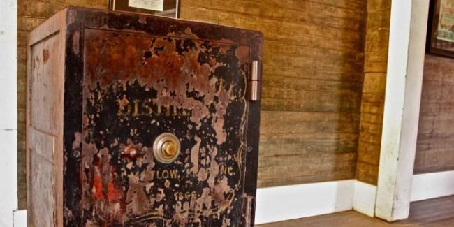 Το χρηματοκιβώτιο που «σκότωσε» τον Τζακ Ντάνιελ