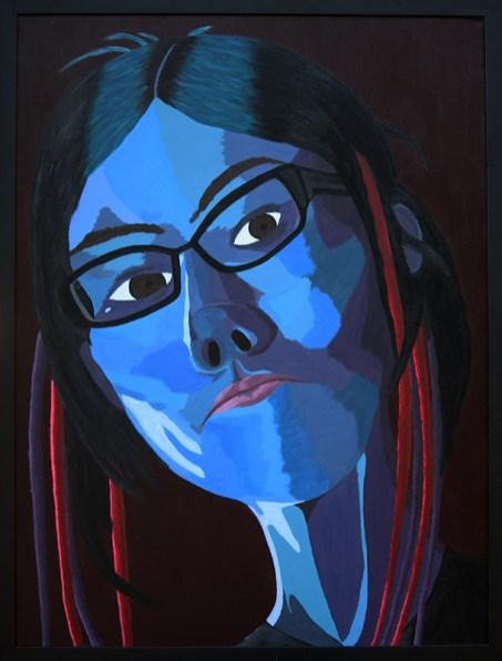 Self Portrait (Despair)