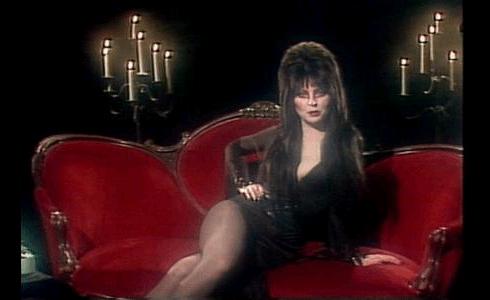 Elvira Mistress Of The Dark Returns