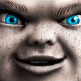 Curse of Chucky Box Crop