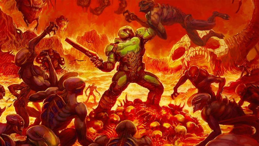 Image result for doom