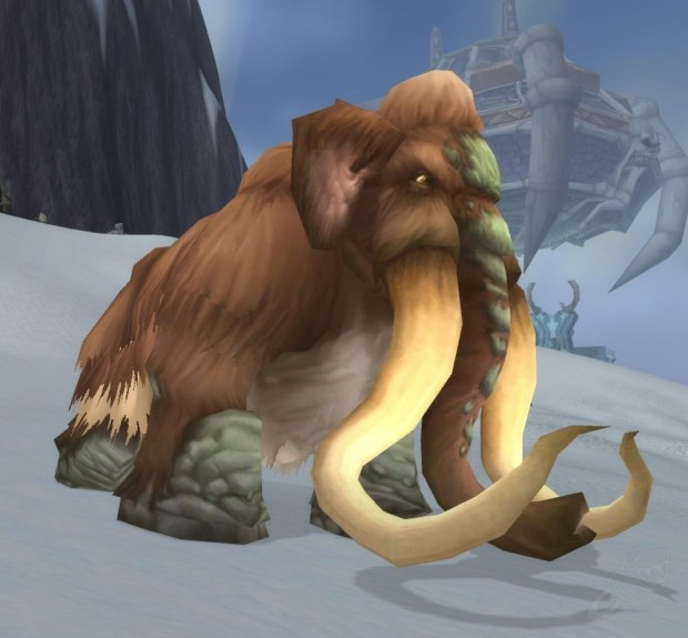 419156-scourged-mammoth HearthStone's getting a Mammoth shakeup iOs