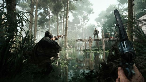 442809-Hunt_Screenshot_Sniper_1080p Hunt: Showdown is the dozing, swampy giant we need to keep an eye out for iOS