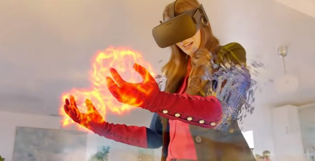 449455-ARRAR1 Wonder: Powers United VR might not be as cool as its debut trailer iOS