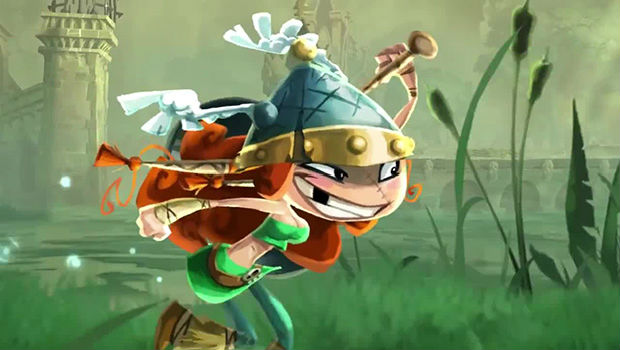 Rayman Legends Adds Barbara To The Roster