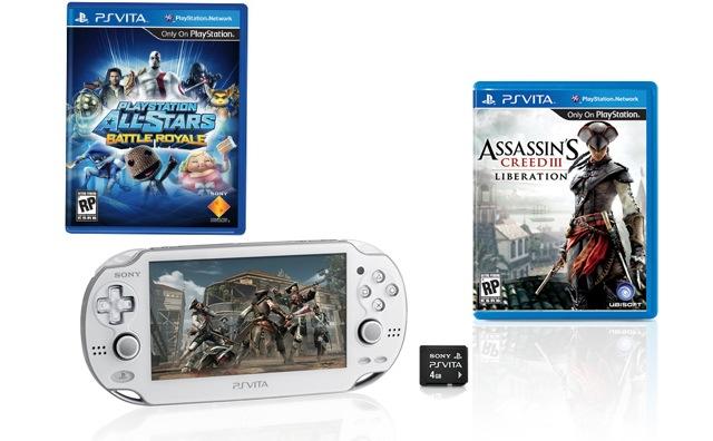 PS Vita Amp Assassins Creed 3 Bundle 179 At Amazon
