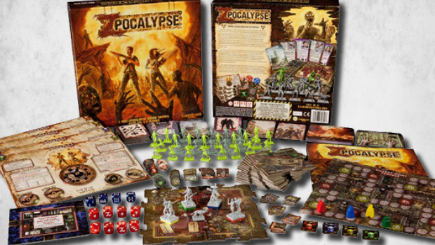 Be Jim Sterling In The Zpocalypse Board Game