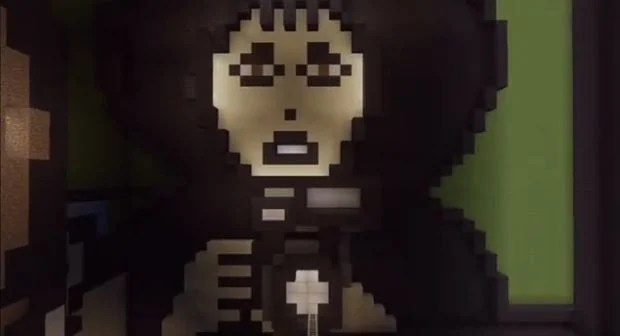 Beetlejuice Amp Minecraft Come Together To Break Your Brain