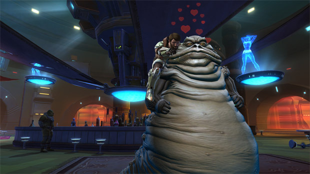 Do Want Hutt Mounts In Star Wars The Old Republic