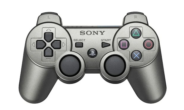 PS3 Gets Limited Edition Metallic Grey Controller