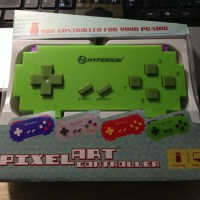 Hyperkin's Pixel Art USB Controller Brings the Retro!