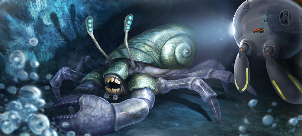DNA Splicing Will Make You A Better You In Subnautica
