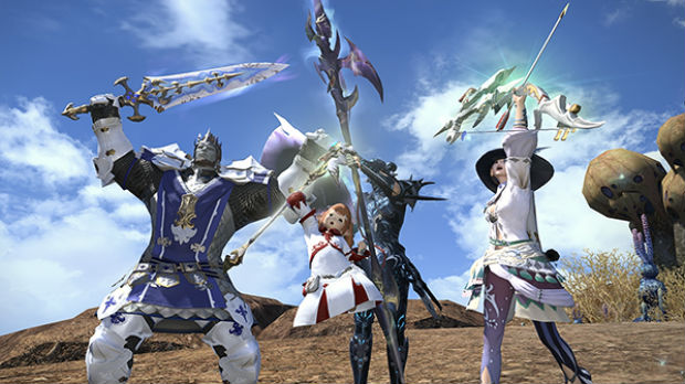 Final Fantasy XIV Celebrates Its Anniversary With The