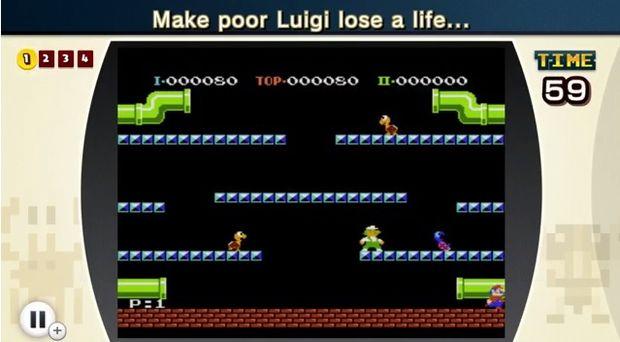 Nintendo Announces Ultimate NES Remix For 3DS