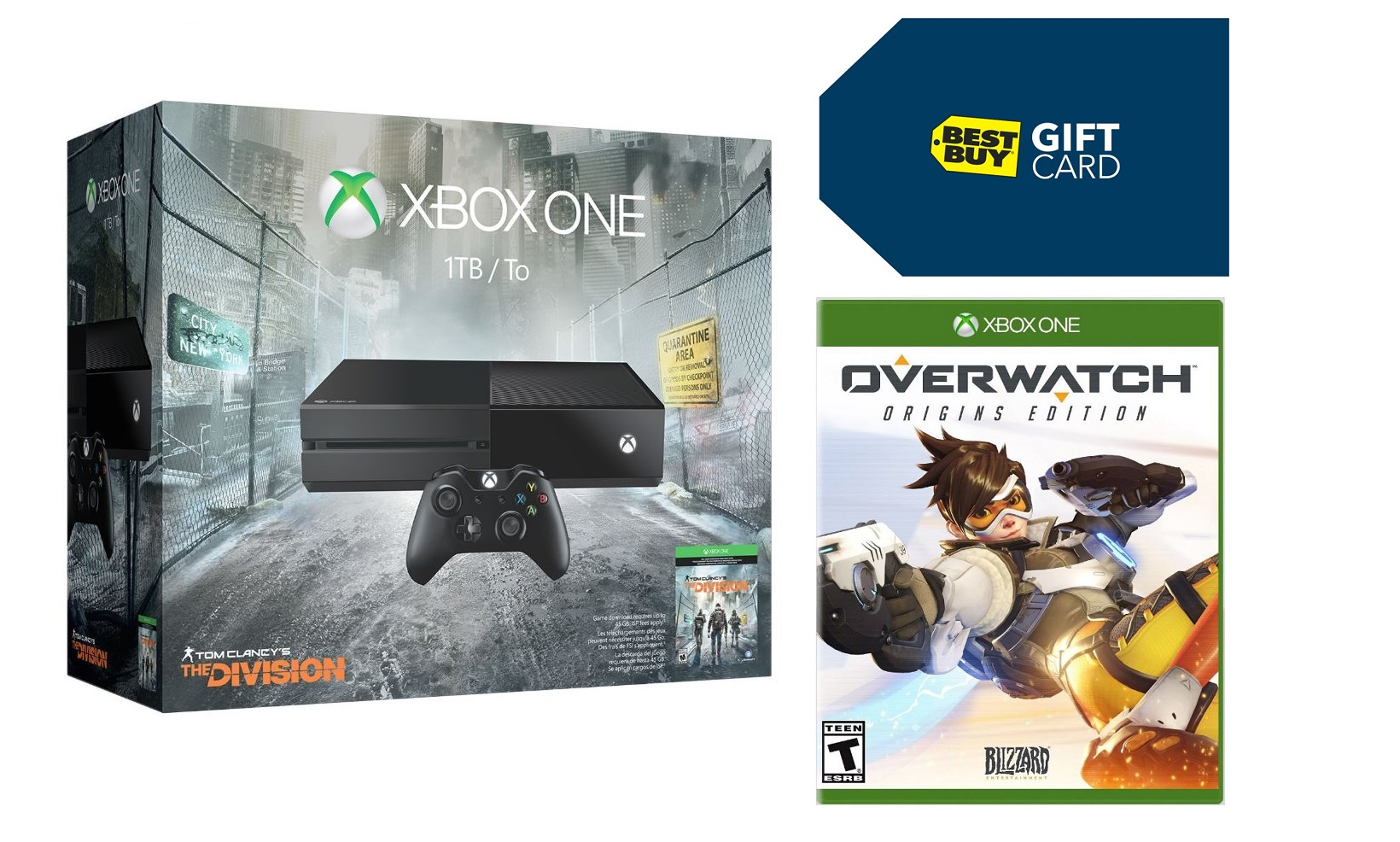Best Buys Xbox One Clearance Get A 75 Gift Card Plus A