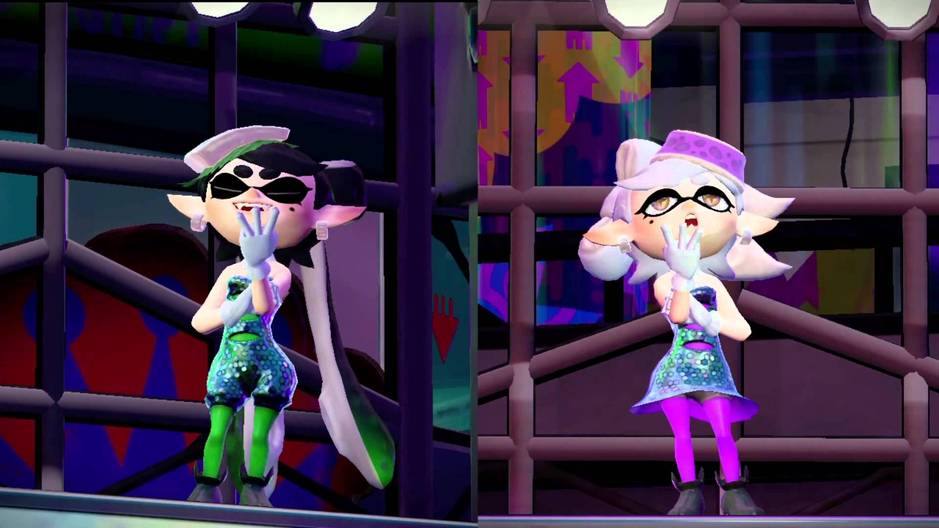 Splatoons Last Ever Splatfest Will Feature Callie Vs Marie