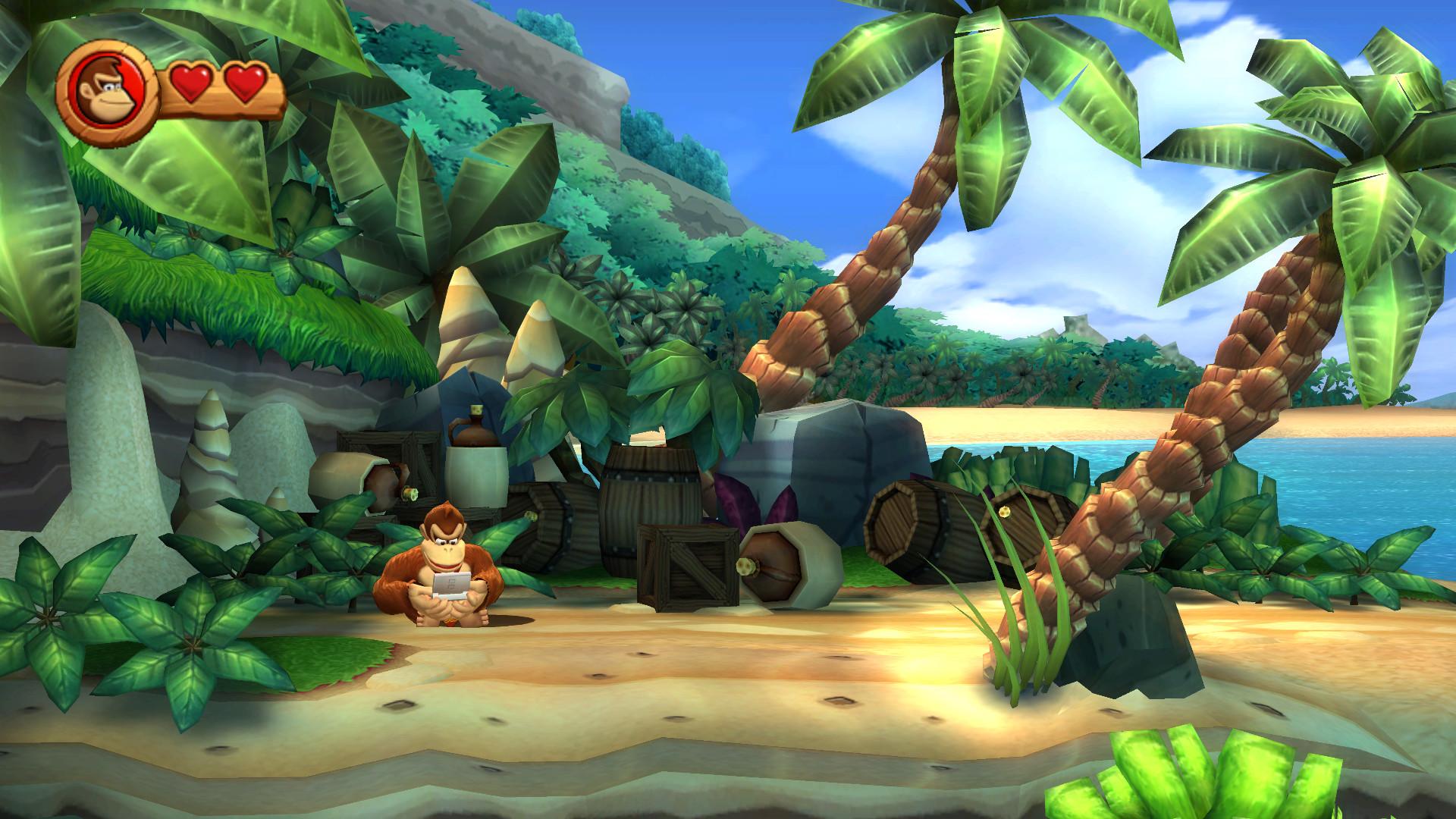 Nintendo Download Donkey Kong Country Returns Wii U