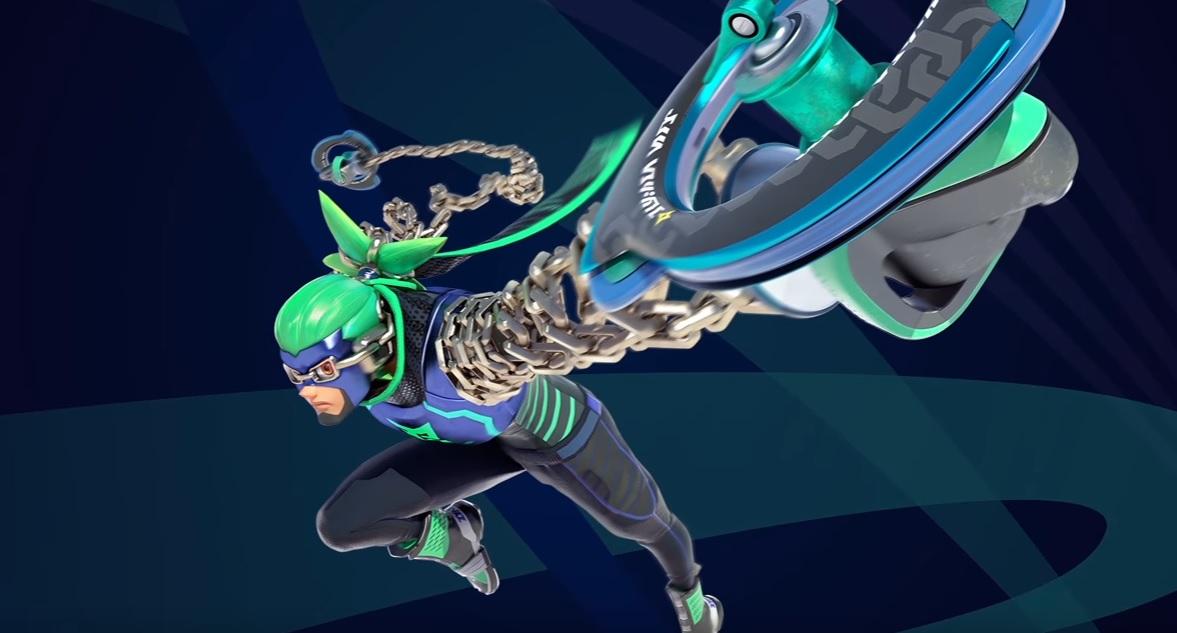 I Call Dibs On Ninjara For Nintendo Switchs Arms
