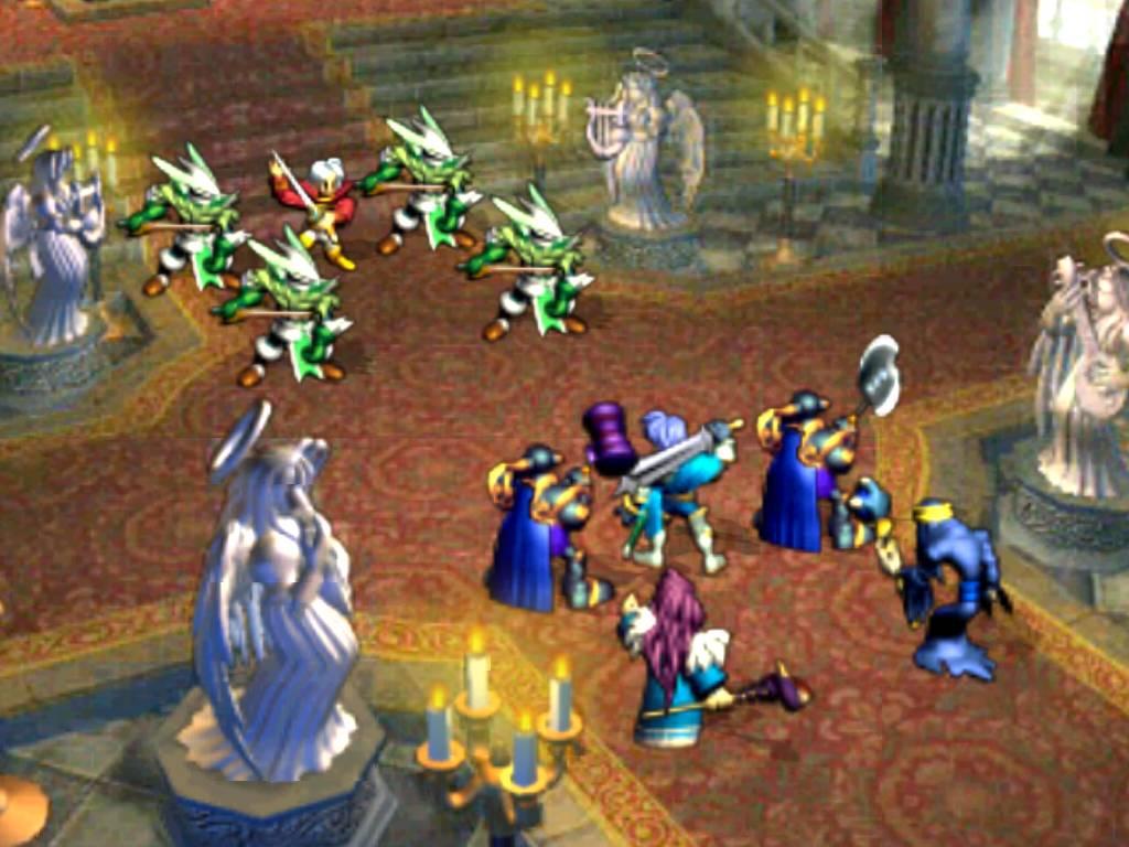 Nintendo Download Ogre Battle 64