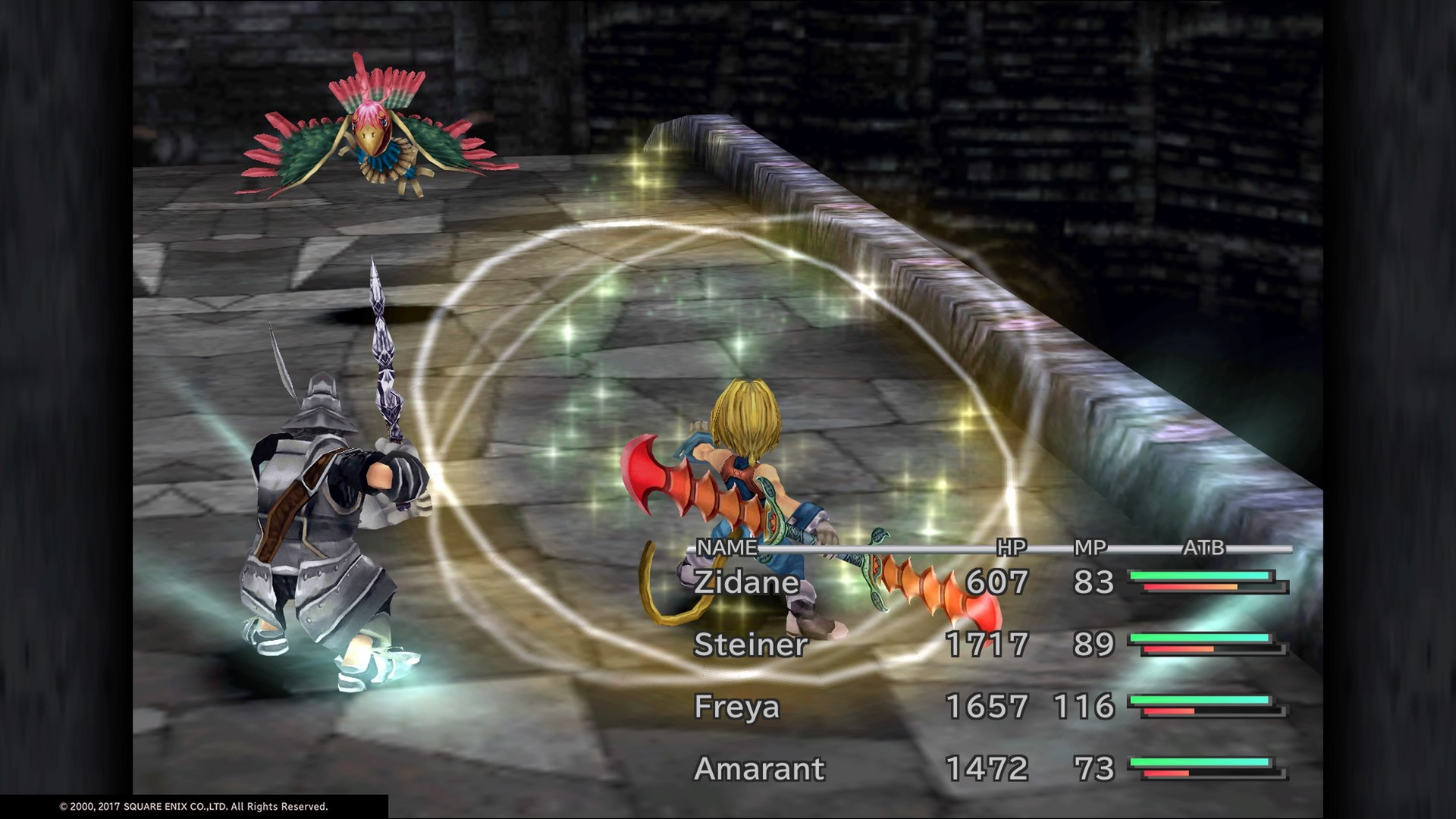 Guide Here Are All The Cheats In Final Fantasy IX For PS4