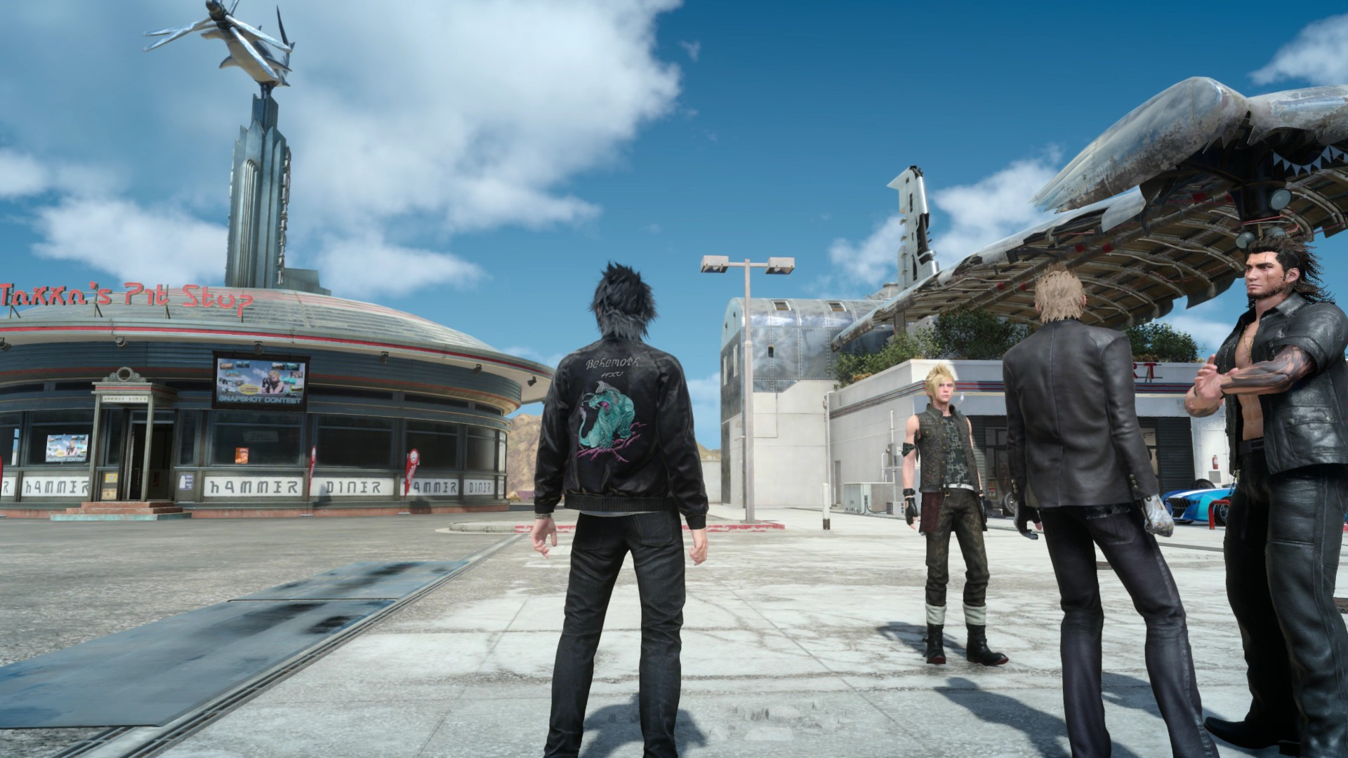 Final Fantasy XV Director Hopeful That Square Enix Can