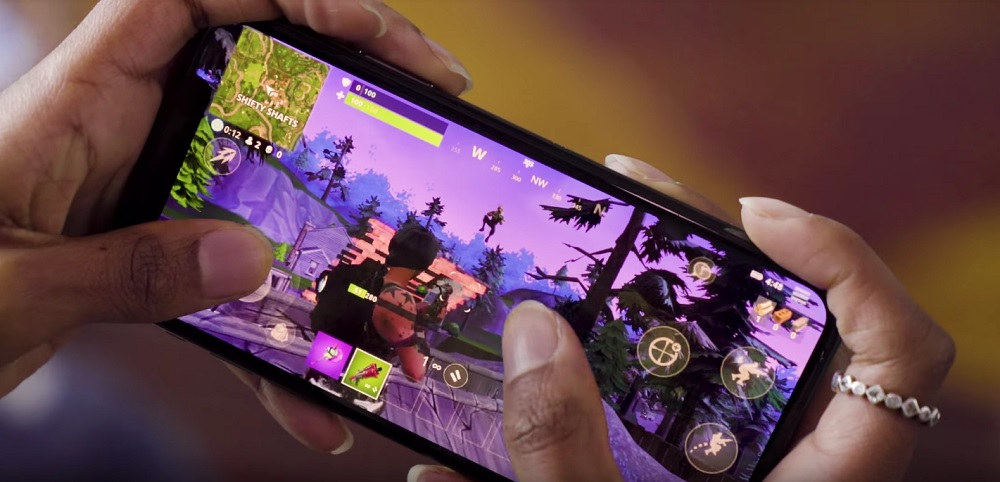 New Trailer Reveals Fortnite Gameplay Footage On IPhone X