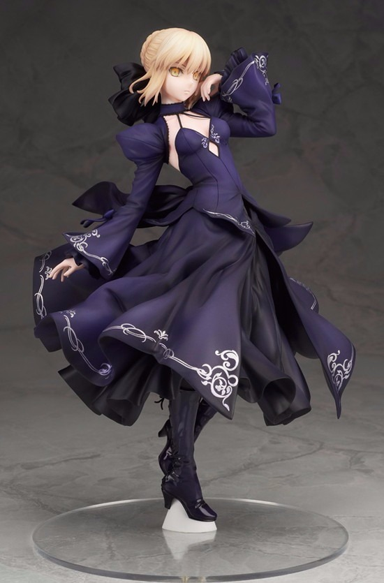 1/7 Saber Alter, Fate series, fate stay night