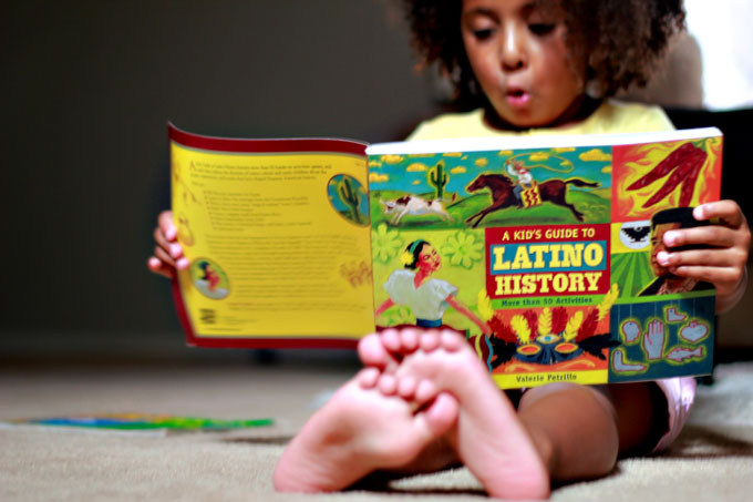 How to Celebrate Hispanic Heritage Month with Kids